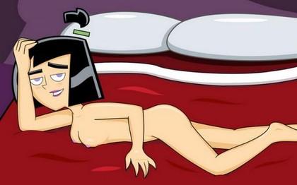 danny phantom sam naked